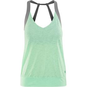 Prana Bedrock Camisa sin mangas Mujer, succulent green